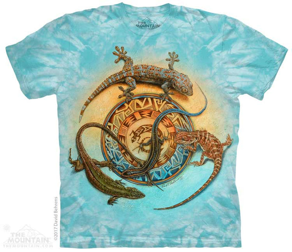 Mimbre Journey Lizard Adults T-Shirt