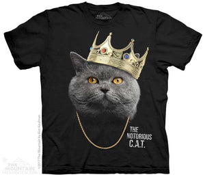 Notorious C.A.T Parody Adults T-Shirt