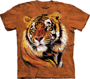 Power and Grace Adults Tiger T-Shirt