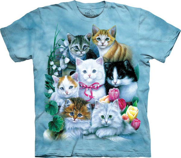 Kittens Adults T-Shirt