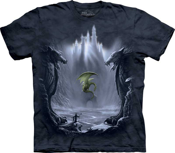 Lost Valley Dragon Adults T-Shirt