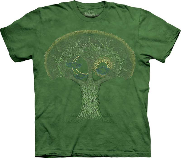 Celtic Roots Adults T-Shirt