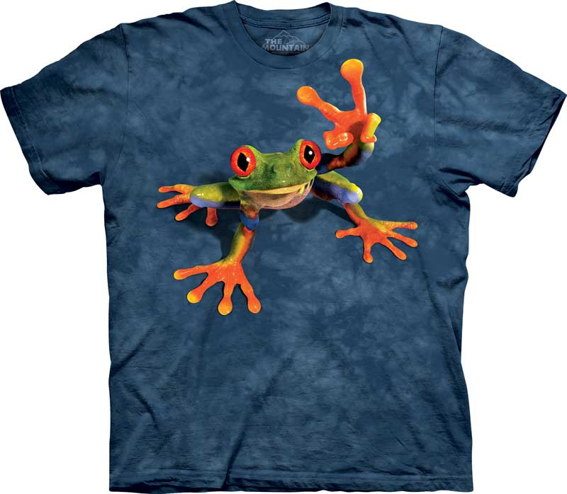 Victory Frog Adults T-Shirt