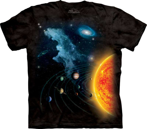 Solar System Adults T-Shirt