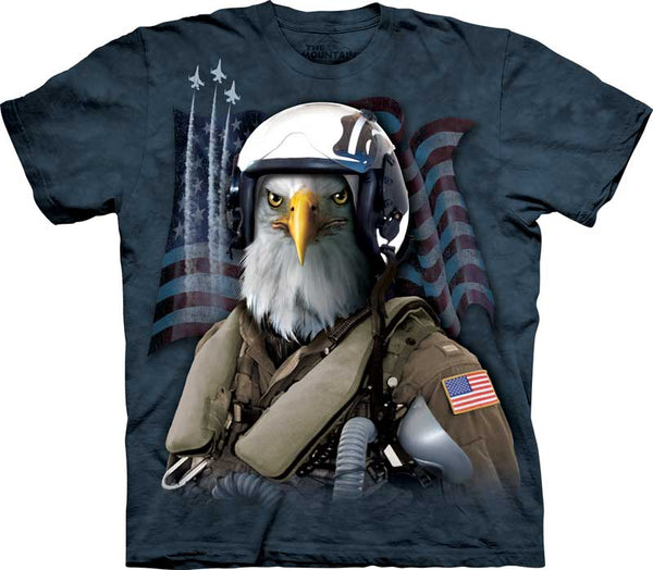 Combat Stryker Adults Eagle T-Shirt