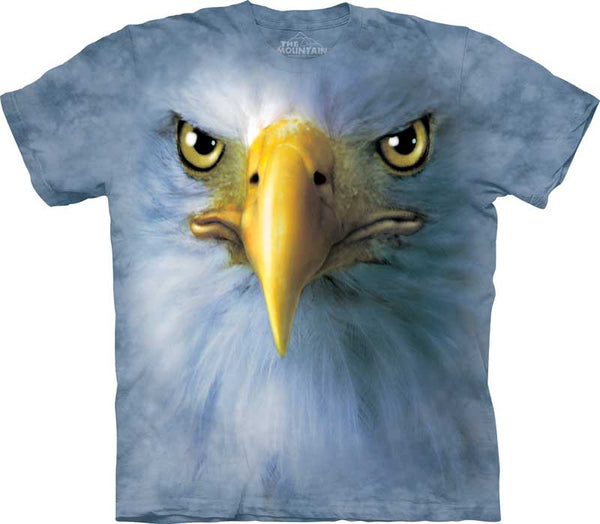 Eagle Face Adults T-Shirt