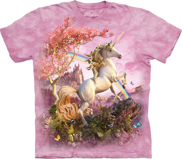 Awesome Unicorn Adults T-Shirt
