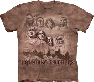 The Founders Adults T-Shirt
