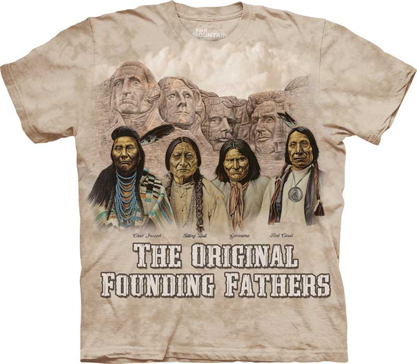 The Original Founding Fathers Adults T-Shirt