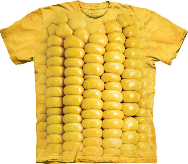 Corn On The Cob Adults T-Shirt