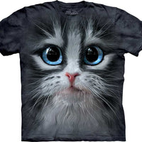 Cutie Pie Kitten Adults T-Shirt