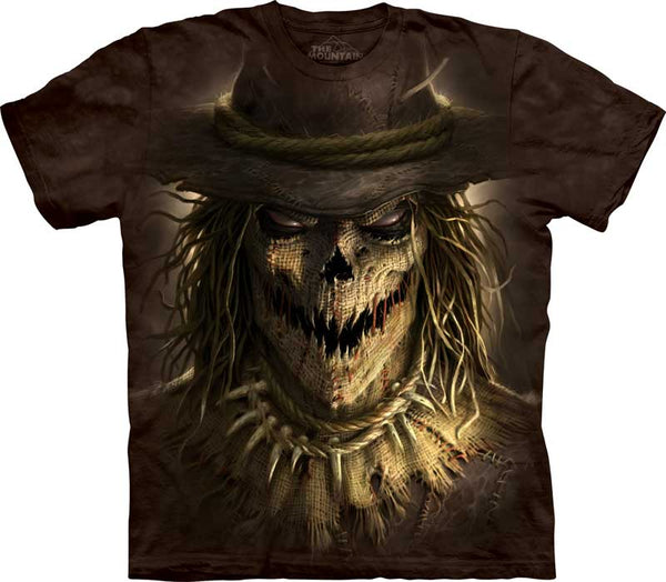 Scarecrow Adults T-Shirt