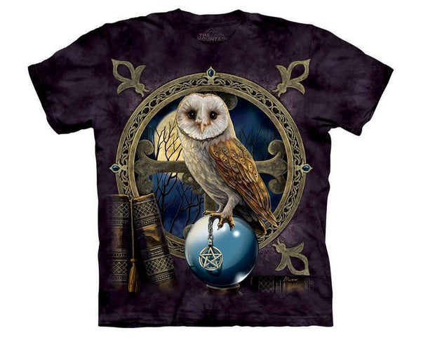 Spellkeeper Owl Adults T-Shirt
