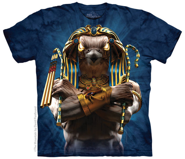 Horus Soldier Adults Egyptian T-Shirt