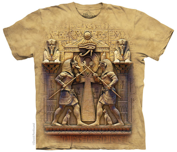 Immortal Combat Adults Egyptian T-Shirt