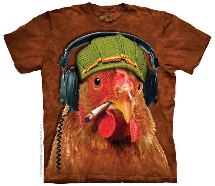 Fried Chicken Adults T-Shirt