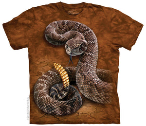 Rattlesnake Adults T-Shirt
