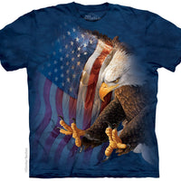 Eagle of Freedom Adults T-Shirt