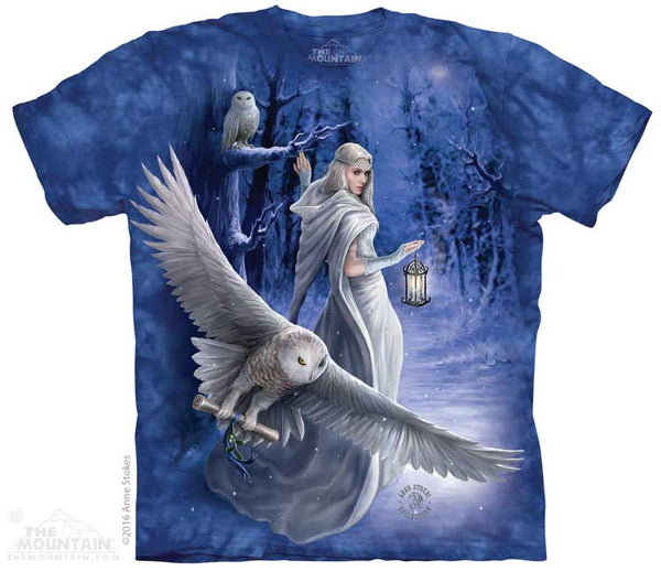 Midnight Messenger Adults Owl T-Shirt