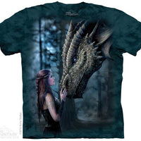Once Upon a Time Adults Dragon T-Shirt