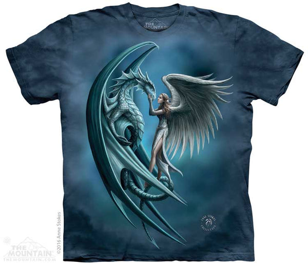 Angel & Dragon Adults T-Shirt