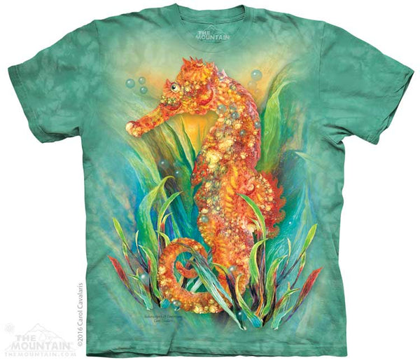 Seahorse Adults T-Shirt