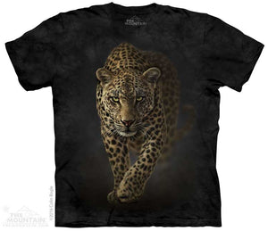 Savage Leopard Adults T-Shirt