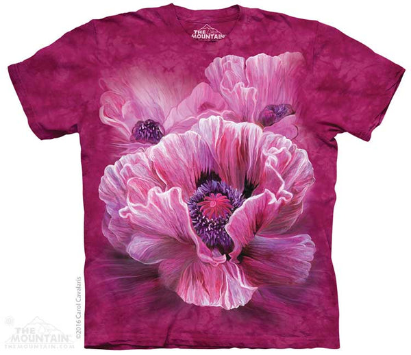 Poppies Adults T-Shirt
