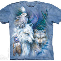 Unforgettable Journey Wolf Adults T-Shirt