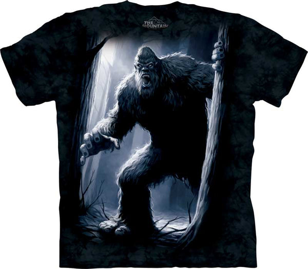 Sasquatch Adults T-Shirt