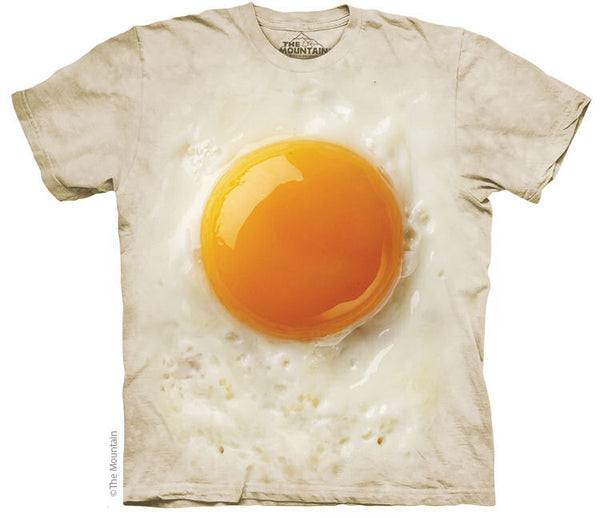 Fried Egg Adults T-Shirt