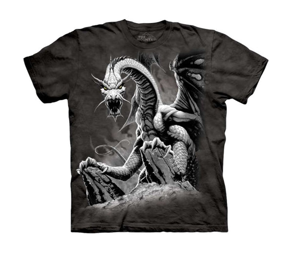 Black Dragon Childrens T-Shirt