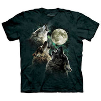 Three Wolf Moon Childrens T-Shirt