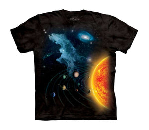 Solar System Childrens T-Shirt