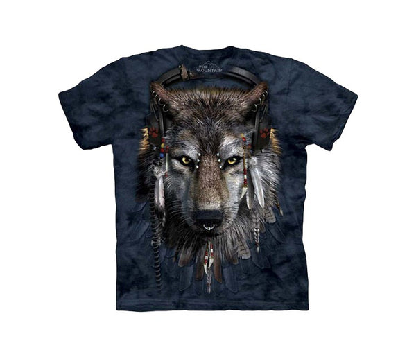 DJ Fen Wolf Childrens T-Shirt