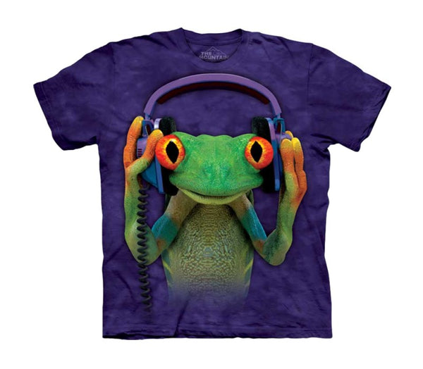 DJ Peace Childrens Frog T-Shirt
