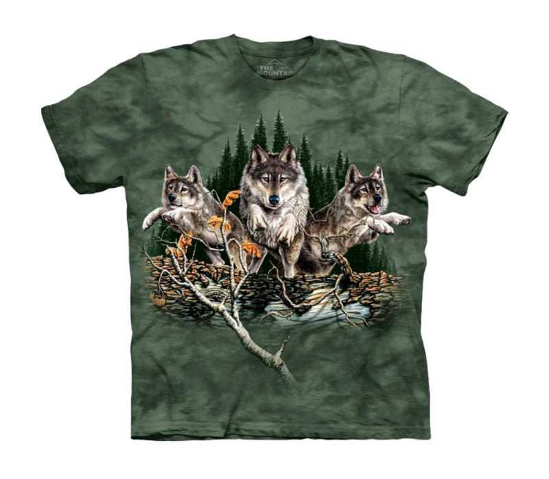 Find 12 Wolves Childrens T-Shirt