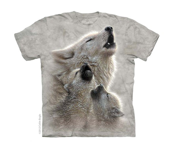 Singing Lessons Childrens Wolf T-Shirt