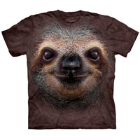 Sloth Face Childrens T-Shirt