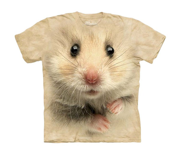 Hamster Face Childrens T-Shirt