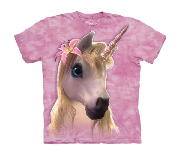 Cutie Pie Unicorn Childrens T-Shirt