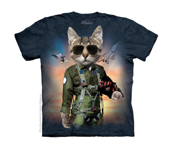 Tom Cat Childrens T-Shirt