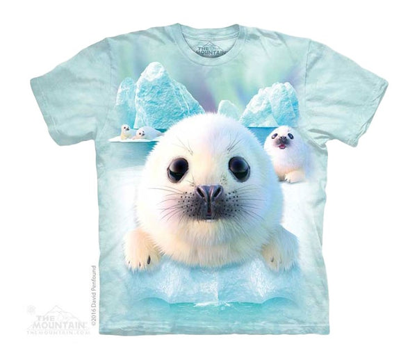 Seal Pups Childrens T-Shirt
