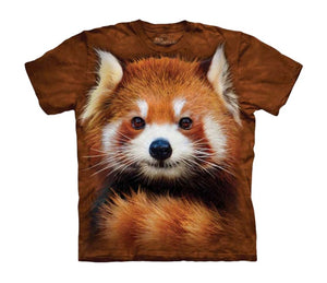 Red Panda Portrait Childrens T-Shirt