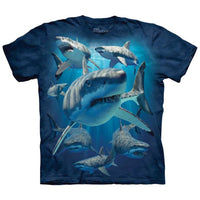 Great Whites (Shark) Childrens T-Shirt
