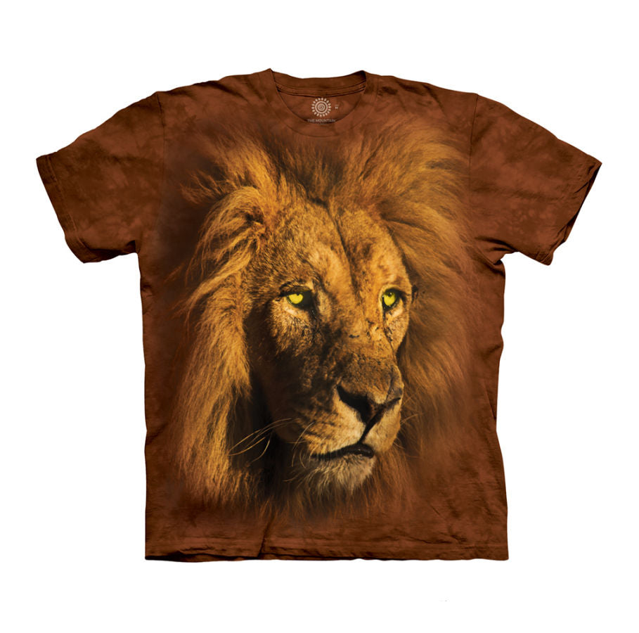 Proud King Lion Childrens T-Shirt