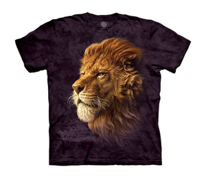 Lion King of the Savanna Childrens T-Shirt