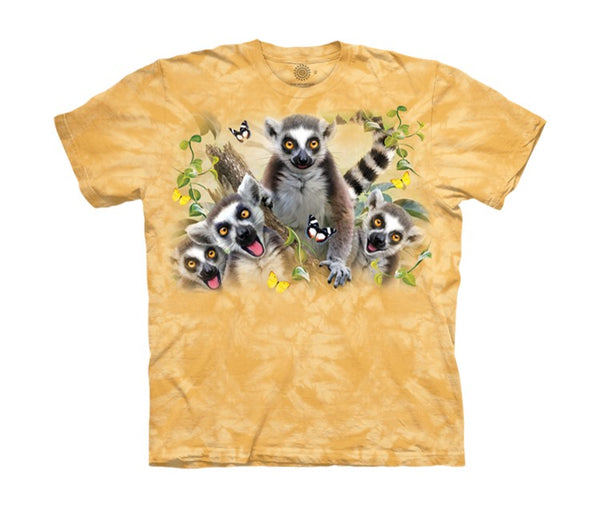 Lemur Selfie Childrens T-Shirt