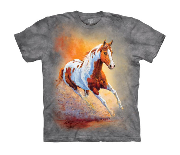 Sunset Gallop Childrens T-Shirt