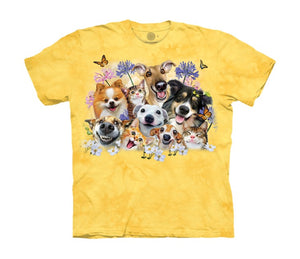 Cats & Dogs Fun In The Sun Childrens T-Shirt